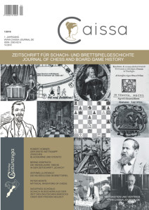 Cover Caissa 1 2016 - 452x640