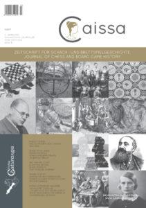 Caissa-2017-01 - Cover
