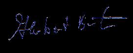 Unterschrift - Herbert Bastian
